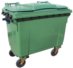 Methods for preparing garbage - Garden waste containers ...